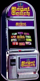 Royal Touch the king of all touch screen multi games!